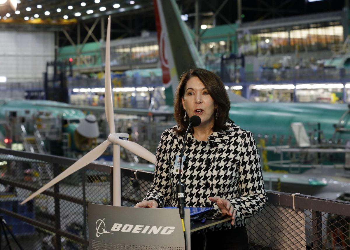 Boeing's Beverly Wyse: Union gets in way of collaborative workforce