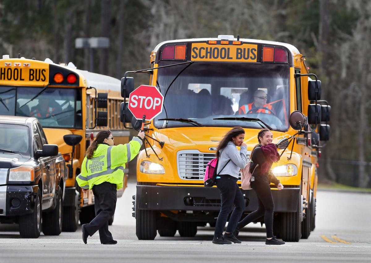 Editorial: 1,000 SC school buses are older than the kids  VW