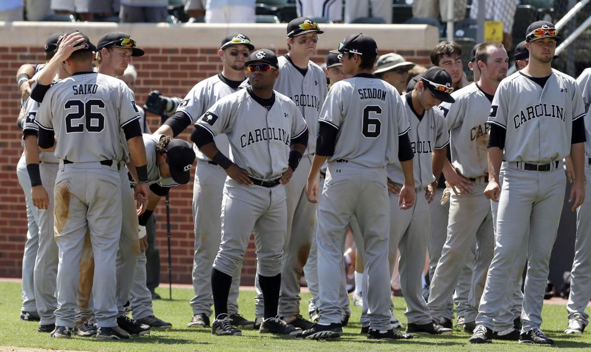 Mistakes doom USC UNC survives super regional to reach College World Series