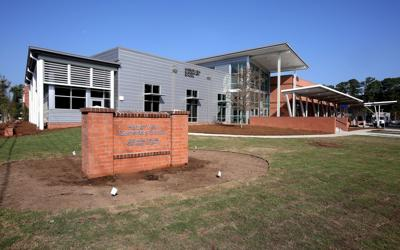 The New Harbor View Elementary School