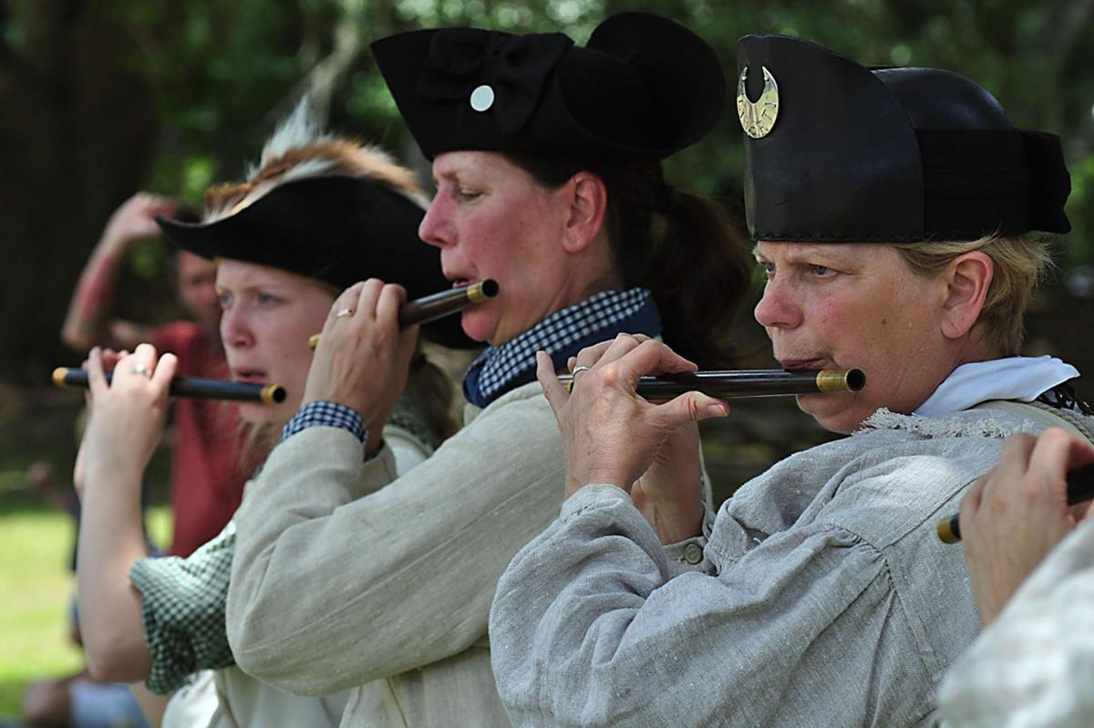 Middleton Place Living History