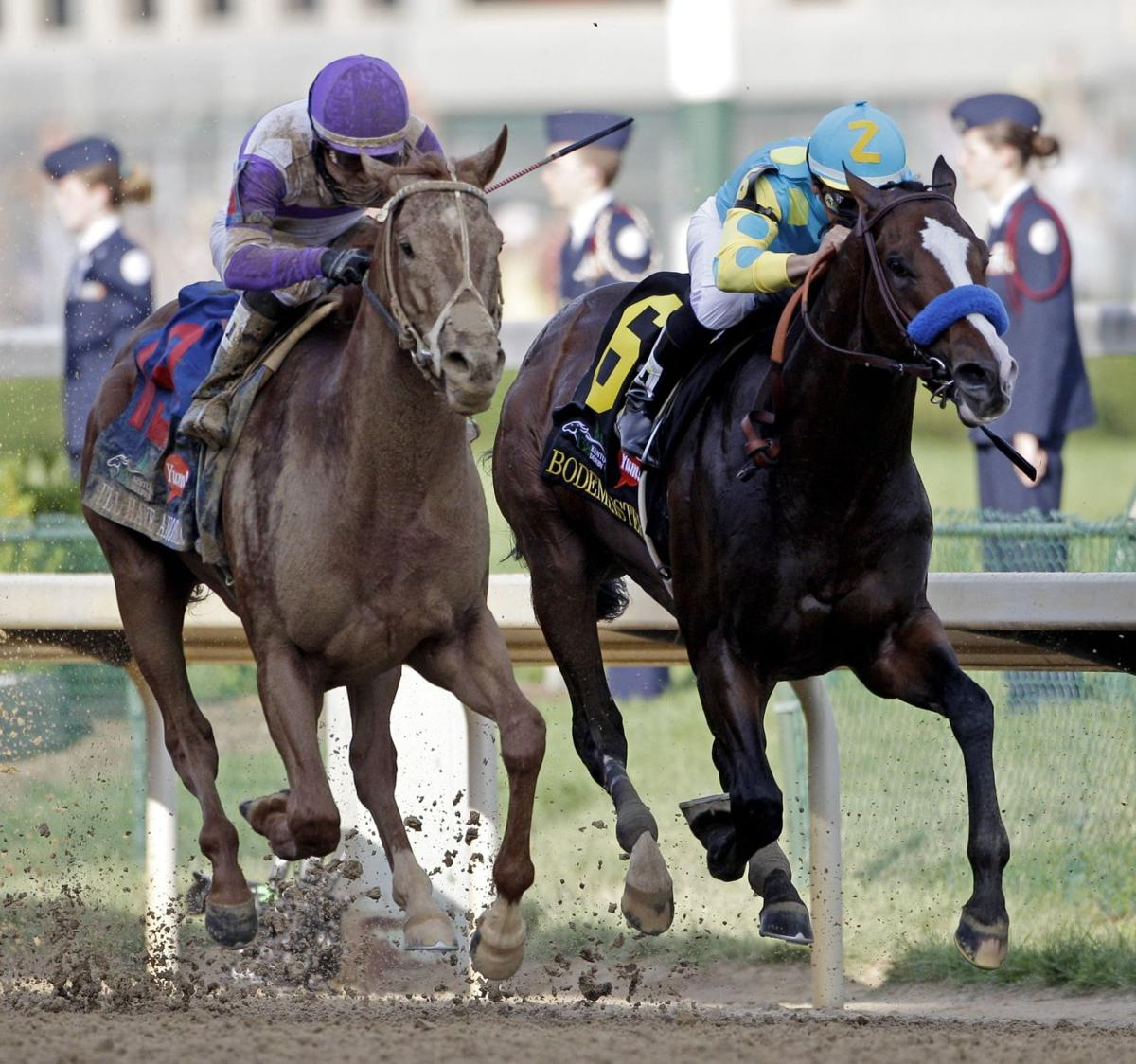 I'll Have Another storms past favorite in Kentucky Derby