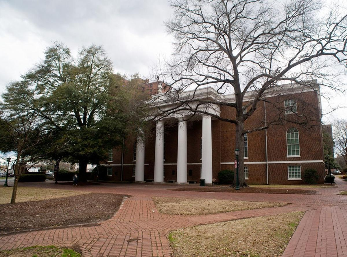 Landmark SC library packs up treasures during renovation