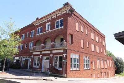 Plantation House Hotel, Edgefield, SC