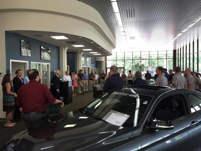 Baker Motor Buys Bmw Dealership In Wilmington Business Postandcourier Com
