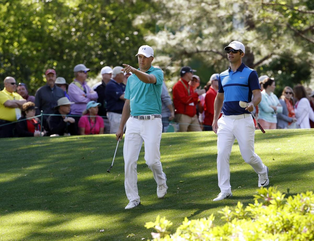 Spieth defies Augusta the repeat curse logic