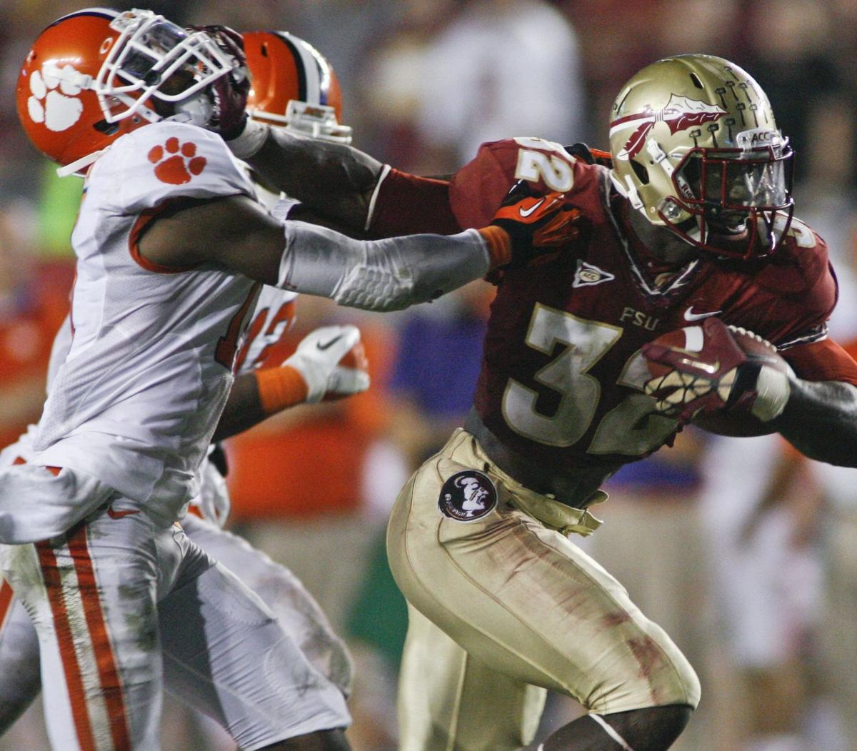 Florida State storms past Clemson in second half