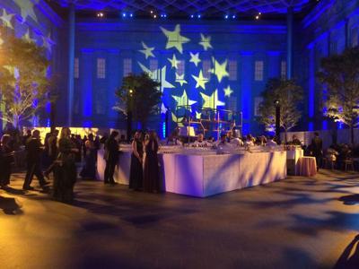 South Carolina State Society Inaugural Ball