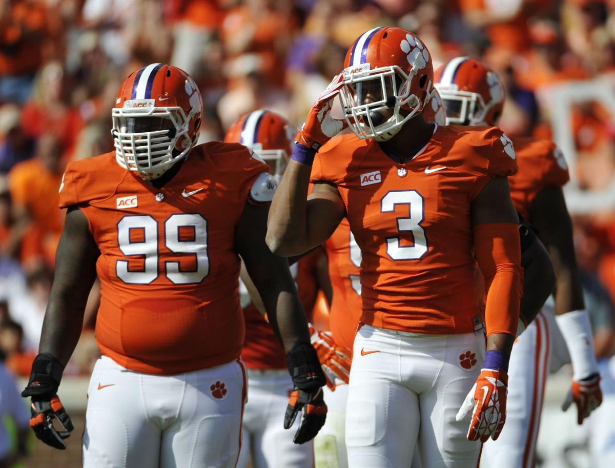 Inside the Game: No. 9 Clemson at Virginia