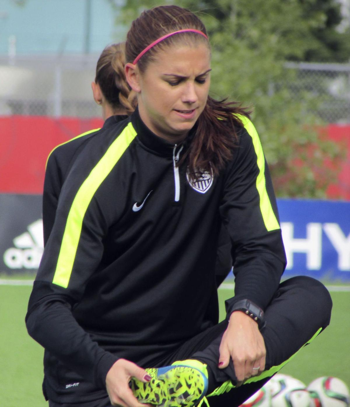 Women at risk: ACL tears common among U.S. National Team players