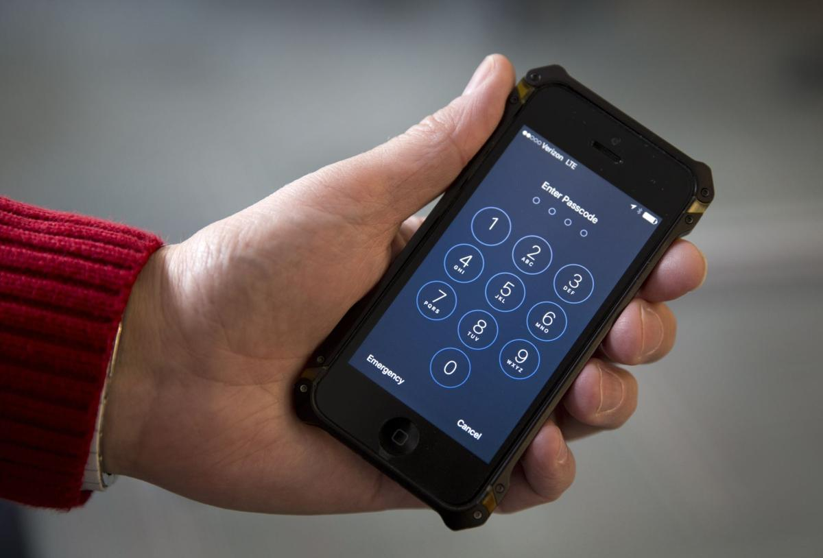 Locked phones can hinder local crime-solving efforts