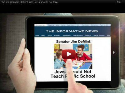DeMint camp seeks to pull ad