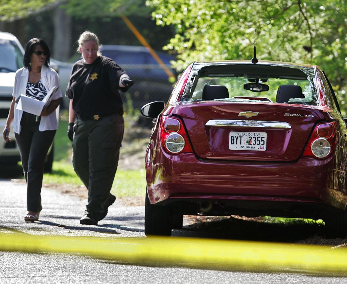 Deputy shoots fleeing driver