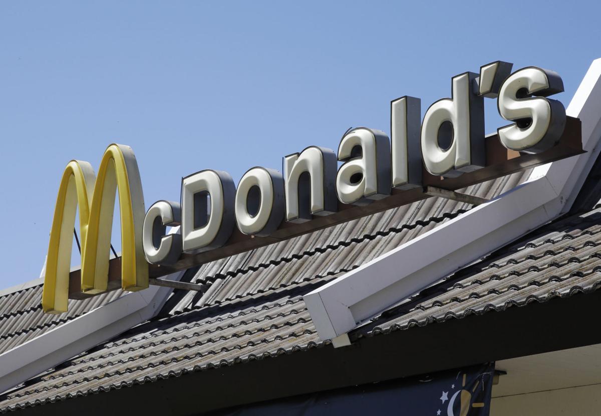Kids' quest for McDonald's lands woman in jail