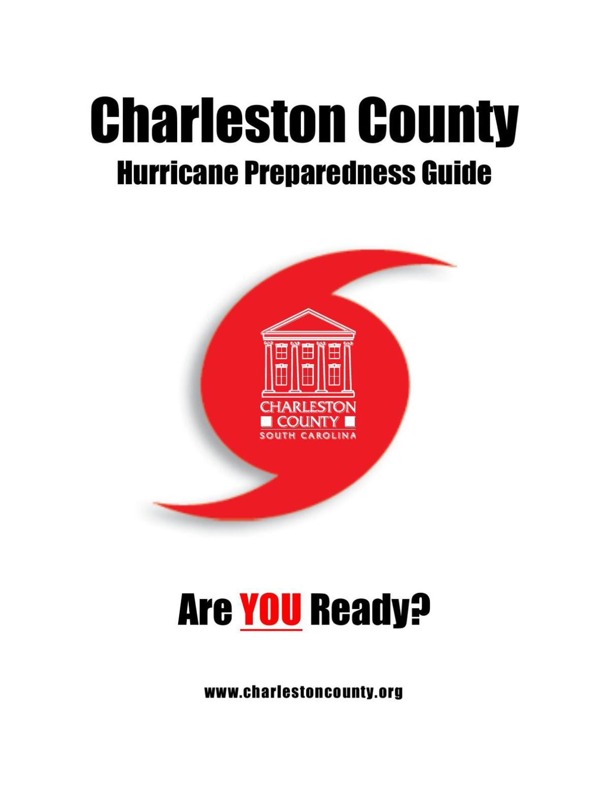 Charleston County Hurricane Preparedness Guide