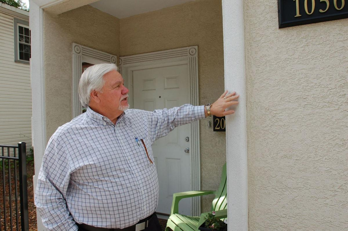 Summey takes hands-on approach to affordable housing