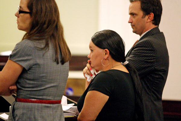 Probation for mom in fatal fire