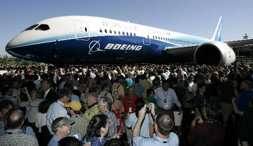 Dreamliner continues to soar