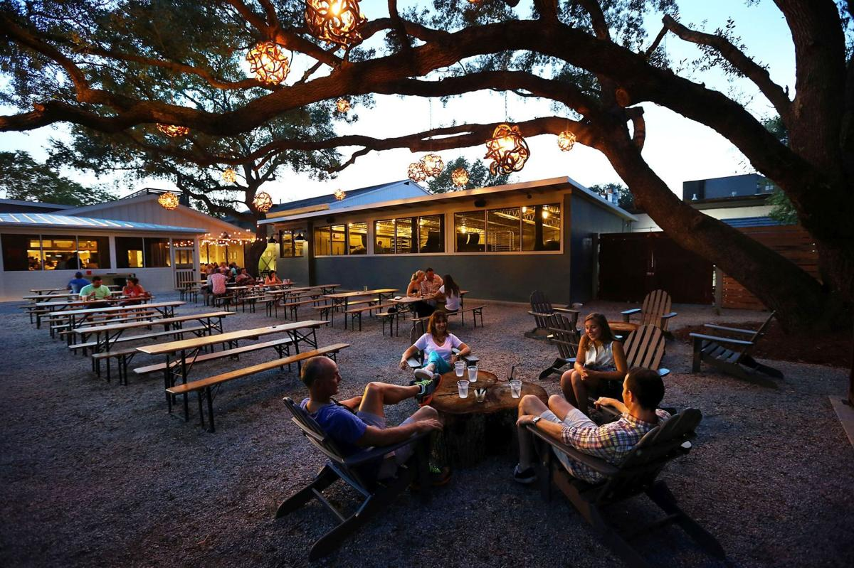 Lewis Barbecue is now open