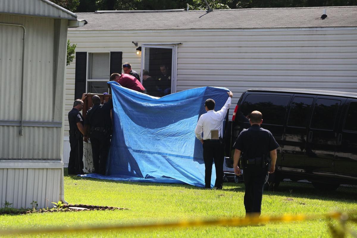 Neighbors describe desperation before North Charleston murder-suicide