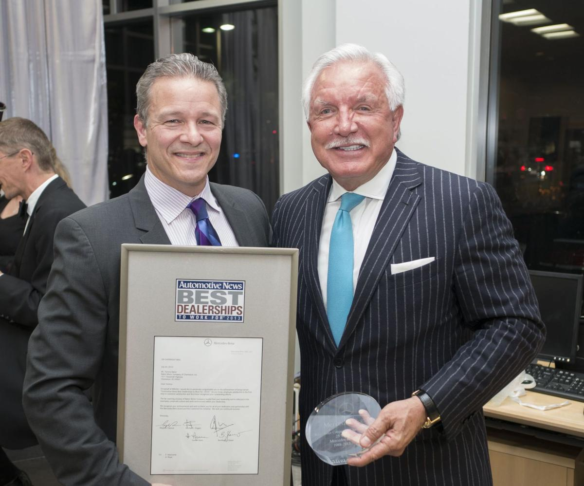 Baker Motor Company repeats on magazine\'s list of top dealerships ...
