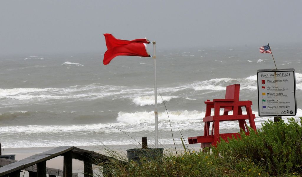 Tropical Storm Andrea is gone. The live blog is over.