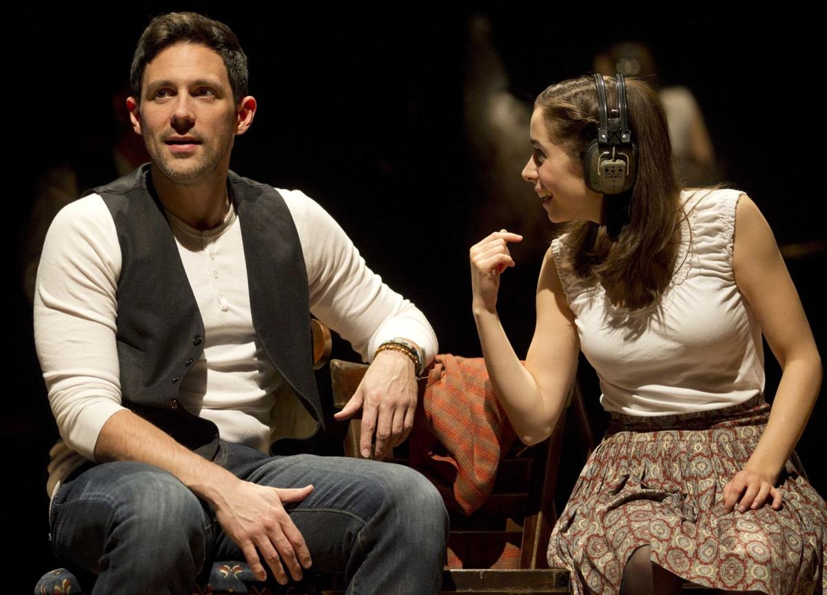 'Once' leads Tony Award nominations with 11 nods