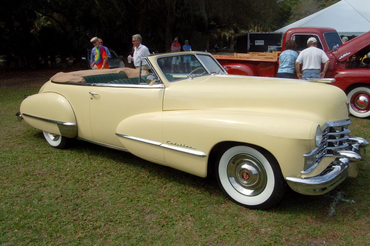 Kiawah auto retreat draws rare models, pricey showcars originating from five countries