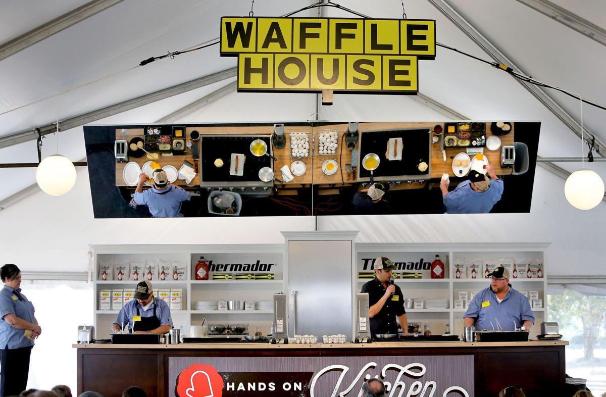 Wine + Food Festival Saturday Paul Zoeller