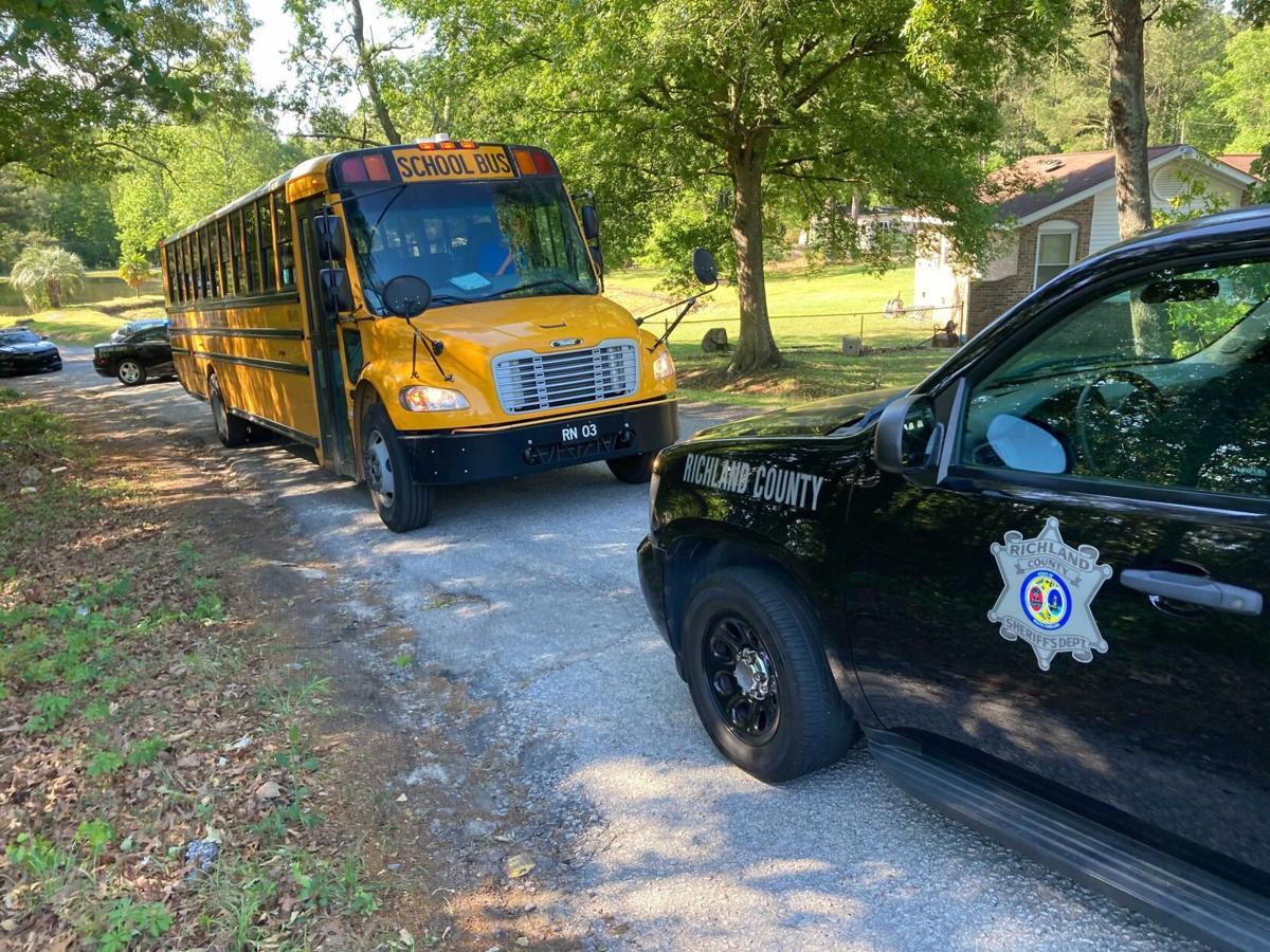 school bus hijacking