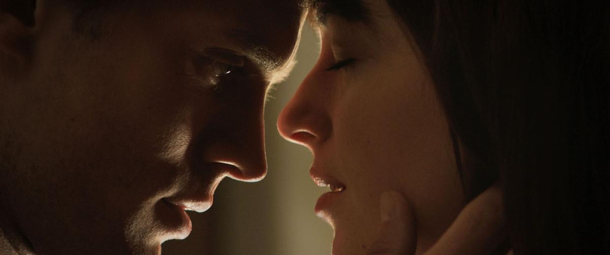 Date night or moms night off Moviegoers anxiously plan for 'Fifty Shades of Grey' movie