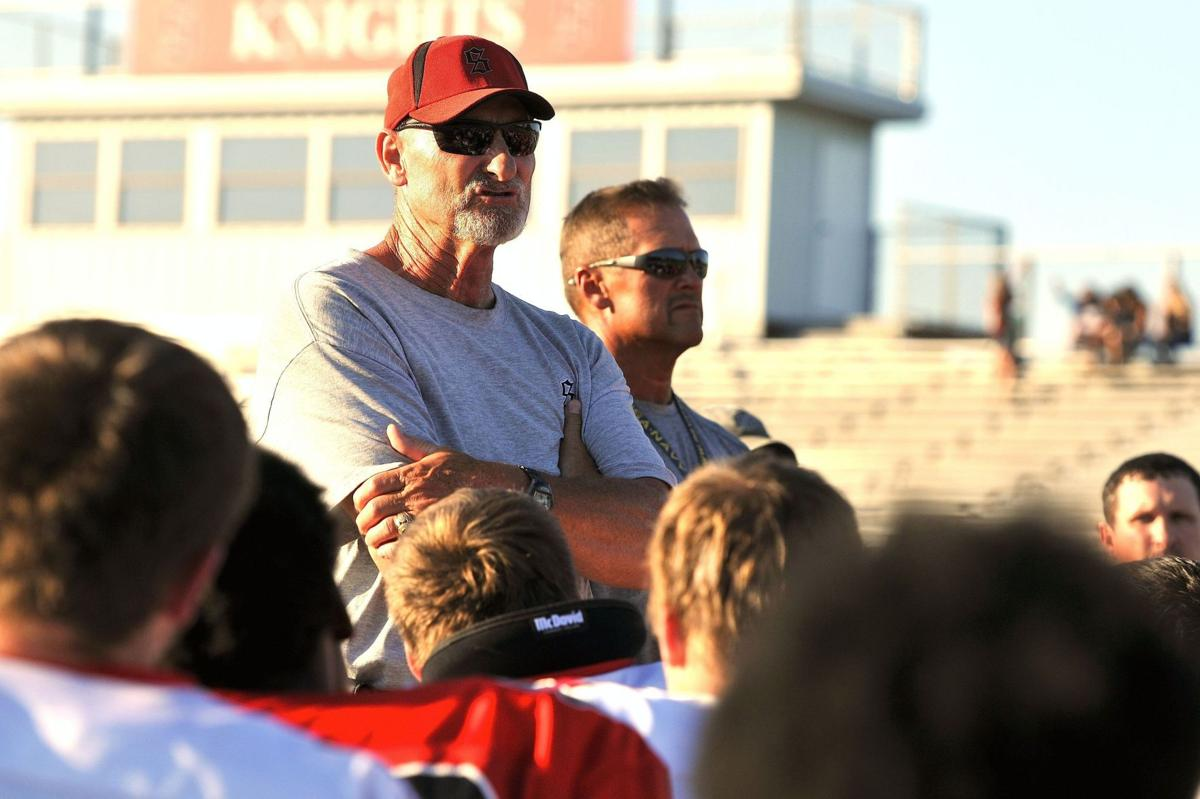 Longtime Stratford football assistant coach Tony Smith stepping down