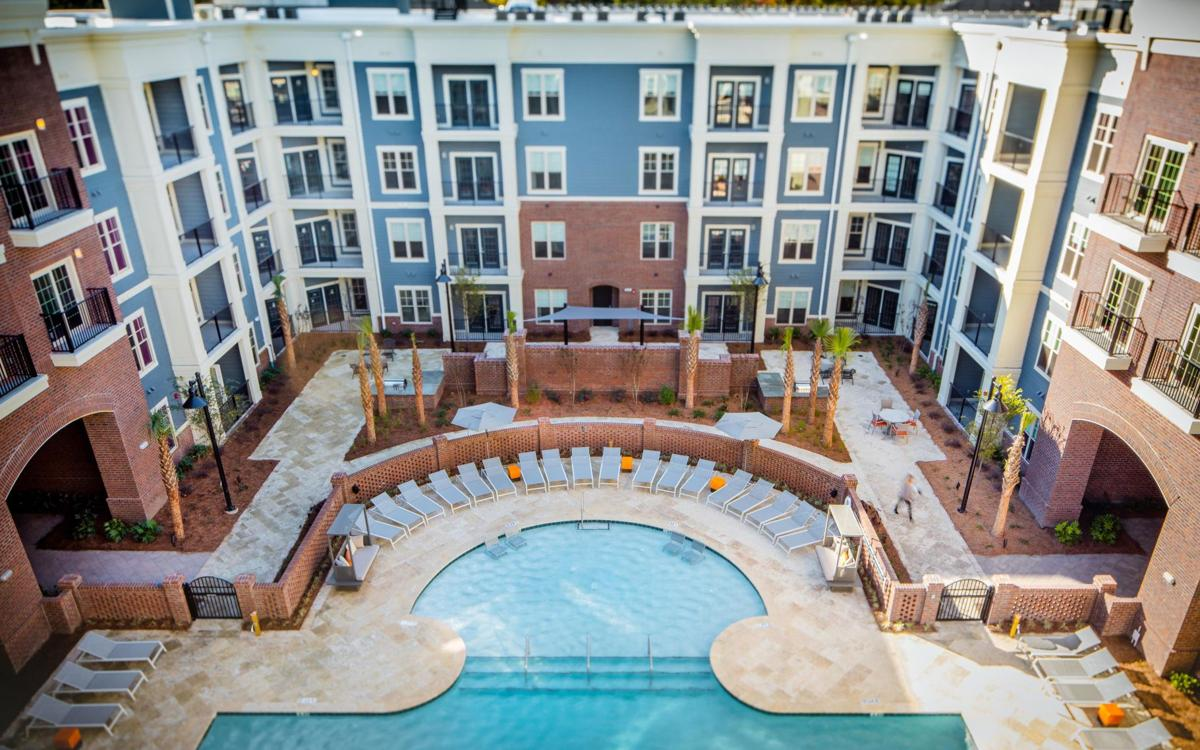 The Standard apartments on James Island