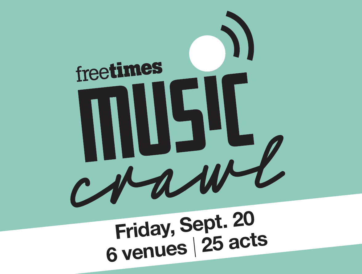 The Official Guide to Free Times Music Crawl 2019