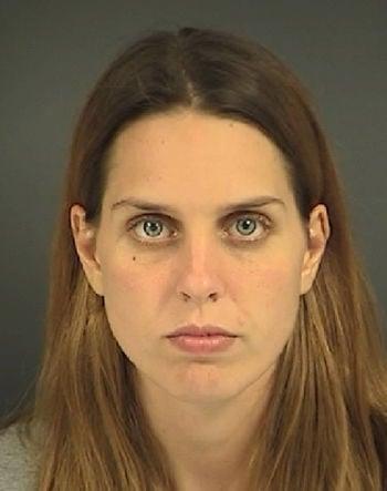 Woman sought in Habitat theft