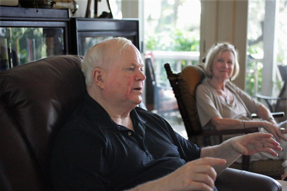 Q Amp A With Pat Conroy And Cassandra King Arts And Travel