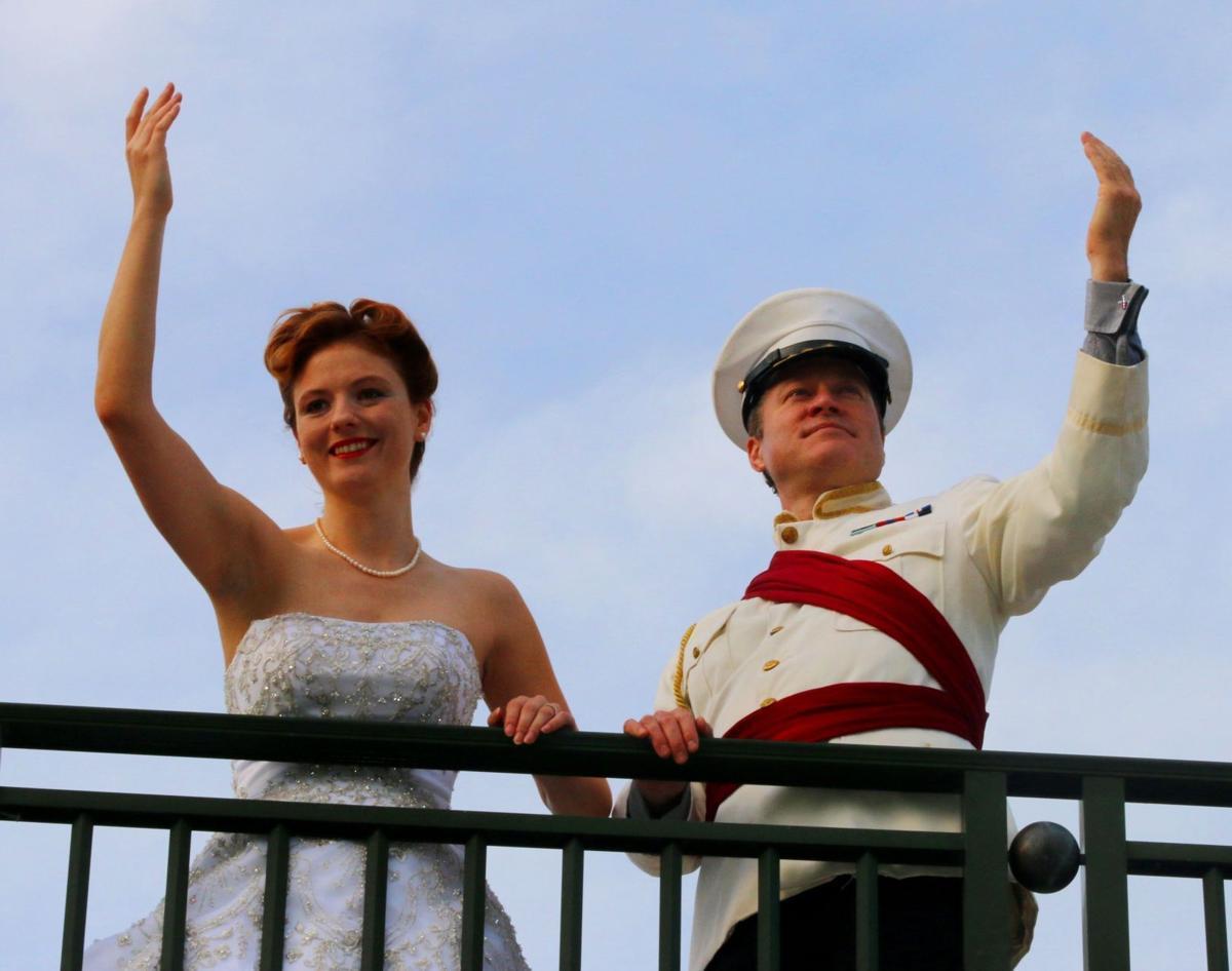 Company brings new 'Evita' to Charleston