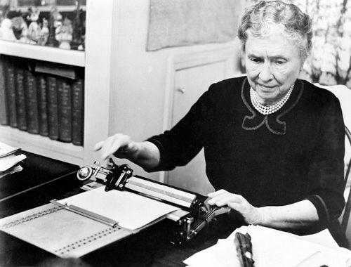Upcoming exhibit shows 'Daring' of Helen Keller