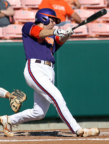 Clemson corrects its course
