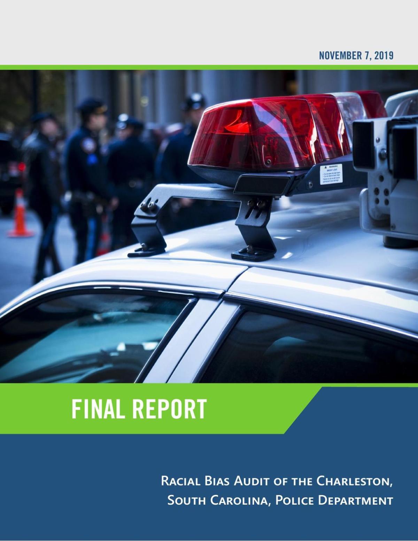 CPD racial bias audit final