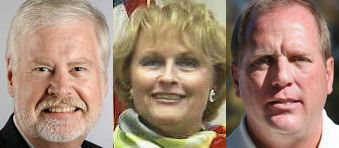 Auditor facing 2 GOP rivals Moseley, challengers tout qualifications