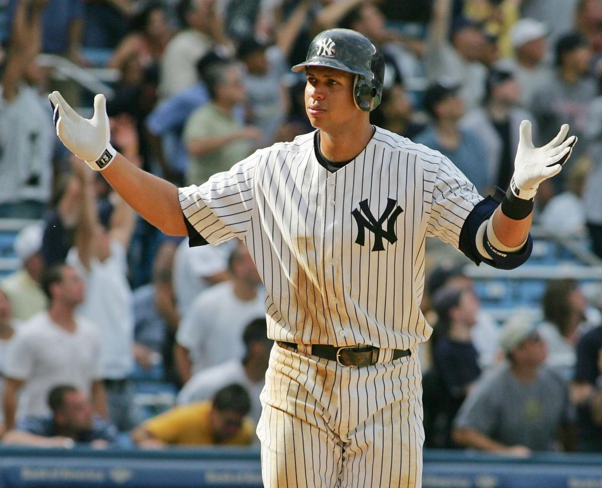Alex Rodriguez passes Ken Griffey Jr. on all-time home run list