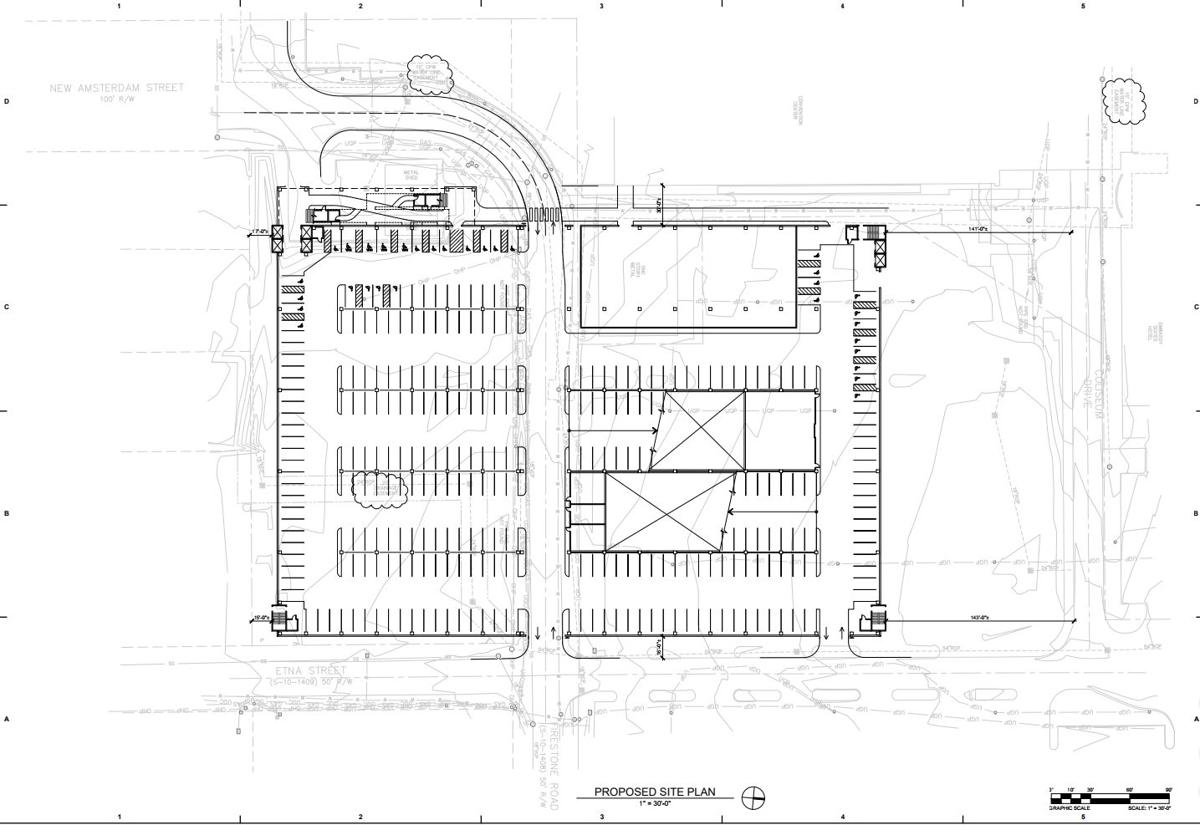 North Charleston Coliseum To Add 50m Parking Garage Project Could Take Up To Two Years Charleston Scene Postandcourier Com