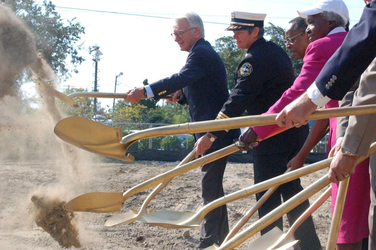 City, fire officials to hold groundbreaking ceremony for new fire station today