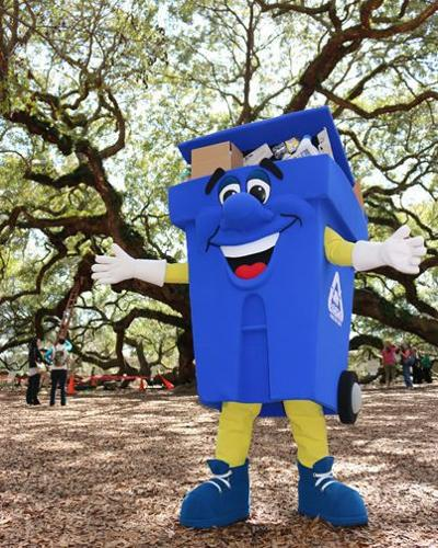 Charleston County S Recycling Mascot Needs A Name Archives