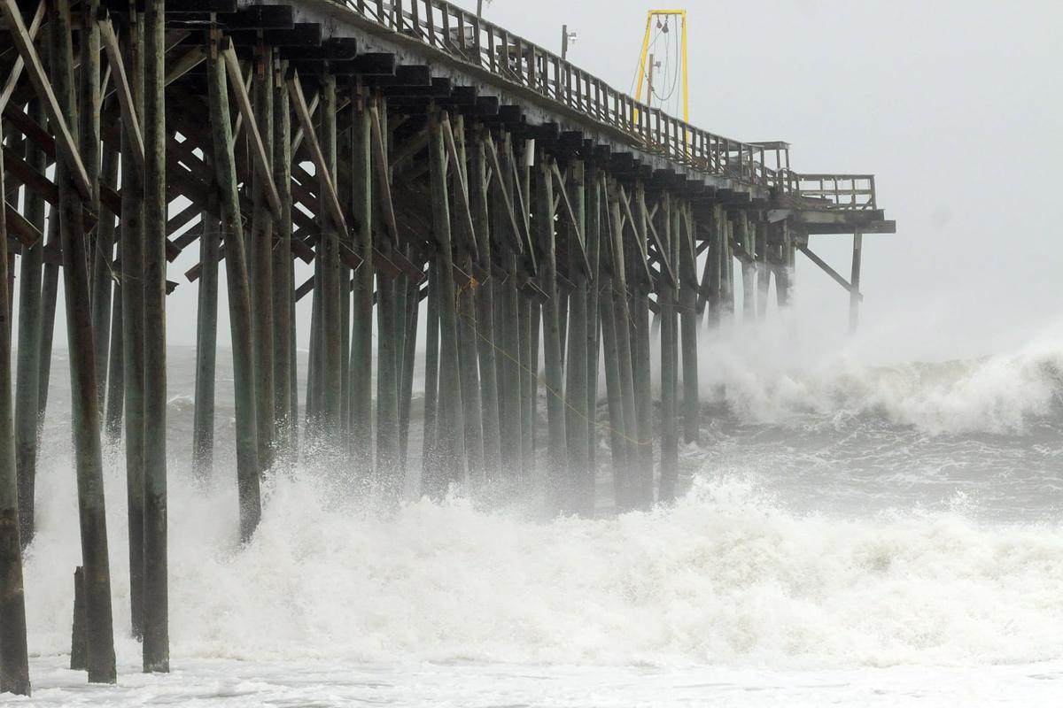 Hurricane Sandy - Saturday