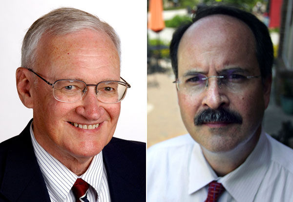 Bob King, Kurt Taylor to duel over seat