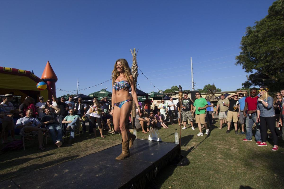 Bohemian Bull to host McKevlin's bikini fashion show