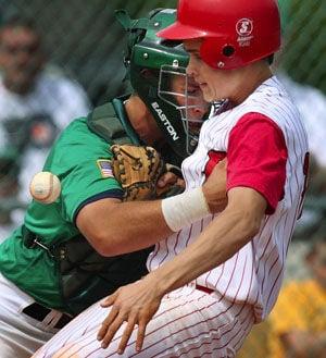 Bishop England vs Barnwell baseball