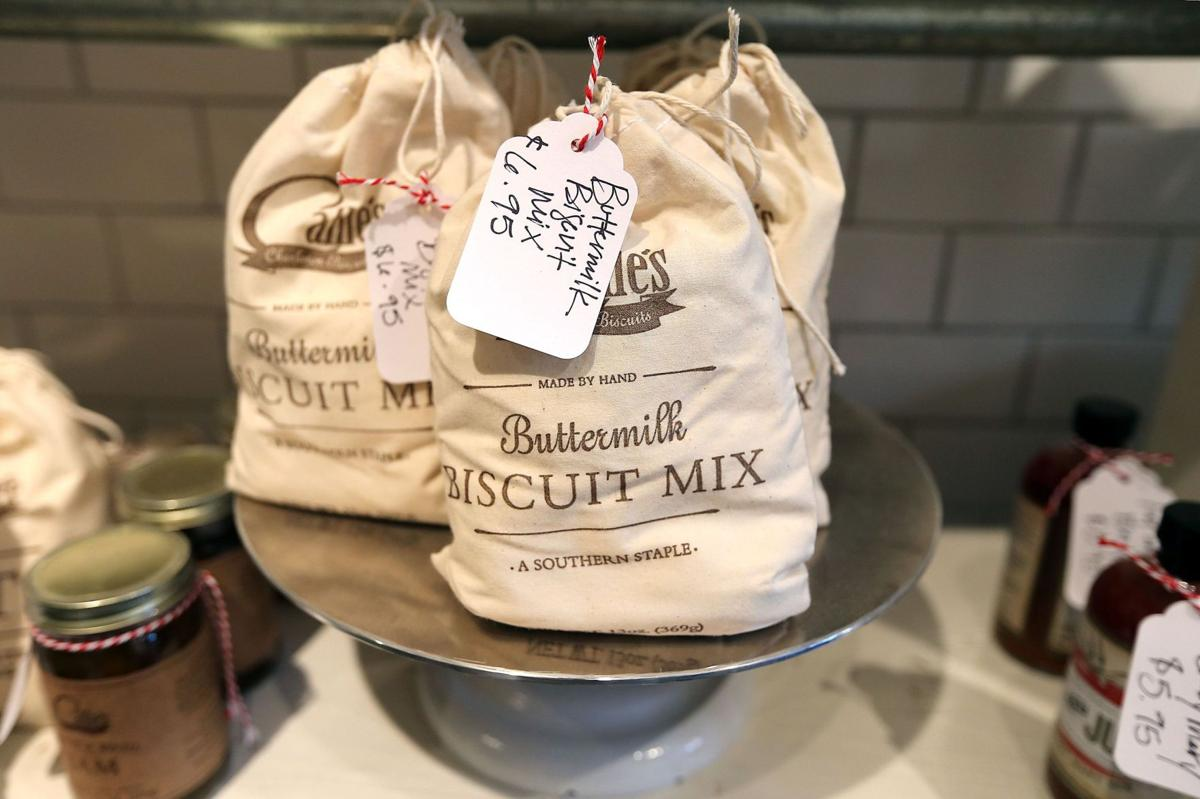 Now open A peek at the newest food or drink venues Callie's Hot Little Biscuits